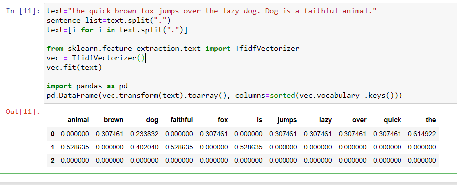 text features extraction5